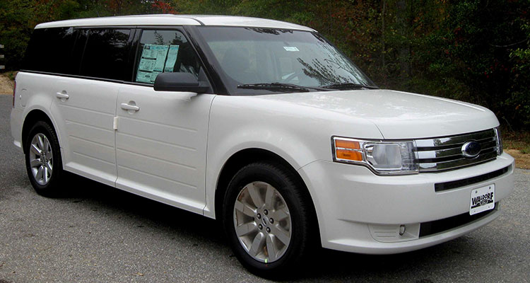 Daddy's Home's Ford Flex