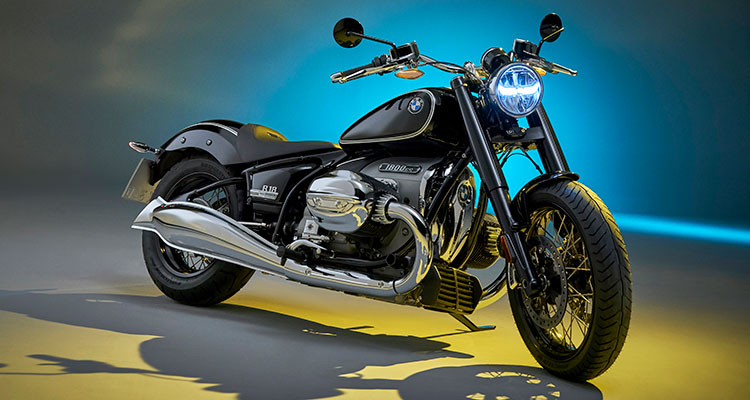 New BMW R 18 Cruiser Motorcycle