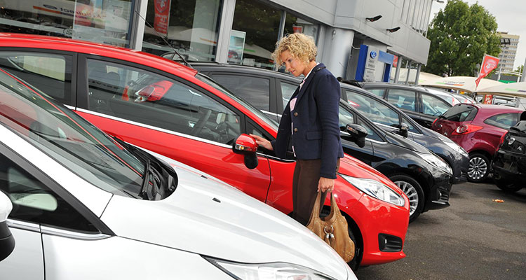 Used Car Prices Have Somehow Remained Stable