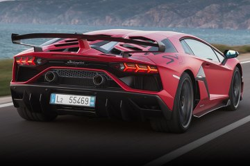 What Your Favourite Supercar Says About You - Automobili Lamborghini