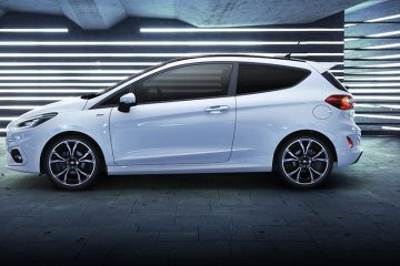 Ford Fiesta hybrid (feature)