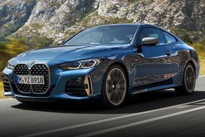New 2020 BMW 4 Series (feature)