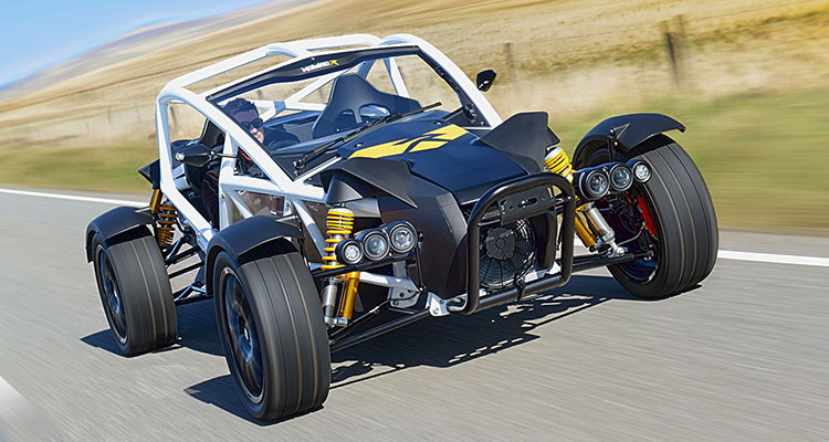 Ariel Nomad R Off-Road Buggy