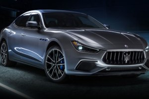 New Maserati Ghibli Uses Hybrid 2.0-litre Engine