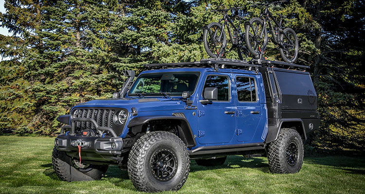 Jeep Top Dog Off-road Concept