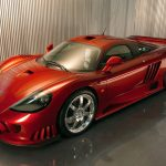 8. Saleen S7 Twin Turbo: 399 km/h