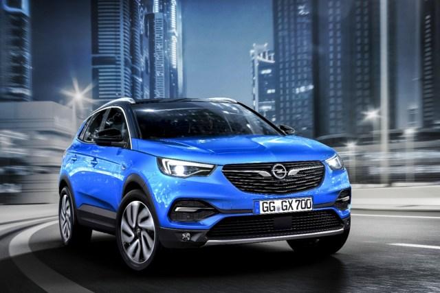 Opel Grandland X Amazon