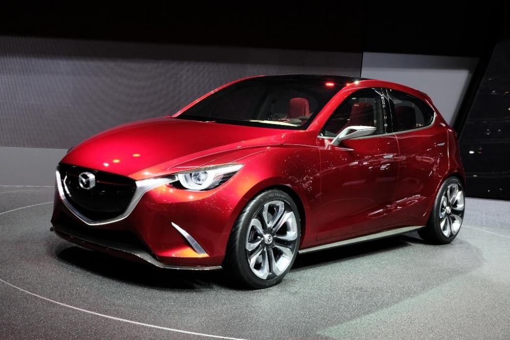 Mazda Hazumi Concept, Adelantando El Diseño Del Nuevo