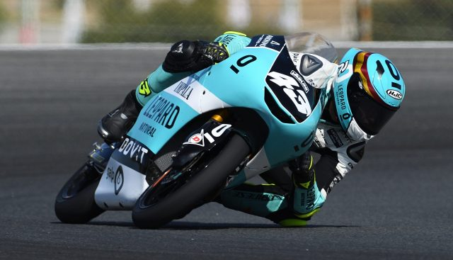 Xavi Artigas FIM CEV moto3
