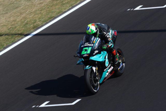 Franco Morbidelli consigue su primera victoria en el GP de San Marino