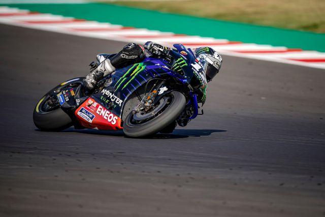 Maverick Viñales gana la carrera en Misano para finalizar un gran fin de semana