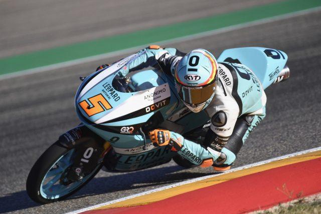 Jaume Masiá repite victoria en Motorland Aragón