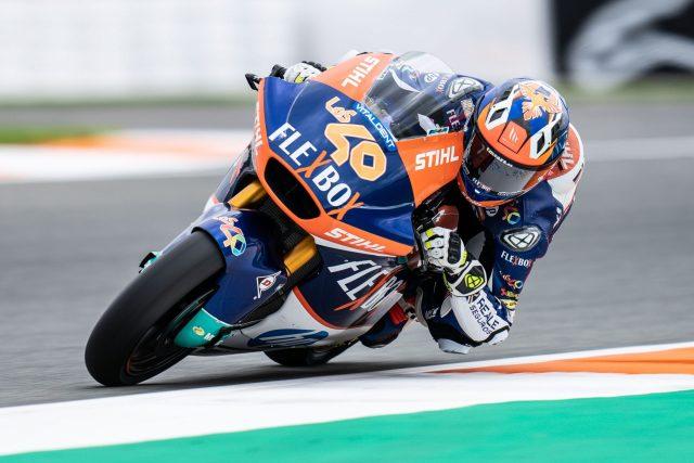 Stefano Manzi logra la primera pole de su vida en Valencia