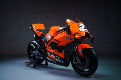 KTM Tech3 2021 presentación 2