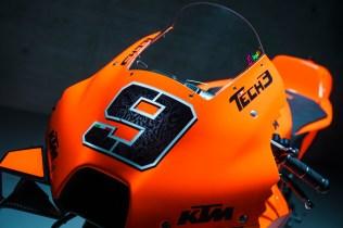 KTM Tech3 2021 presentación Danilo Petrucci 1
