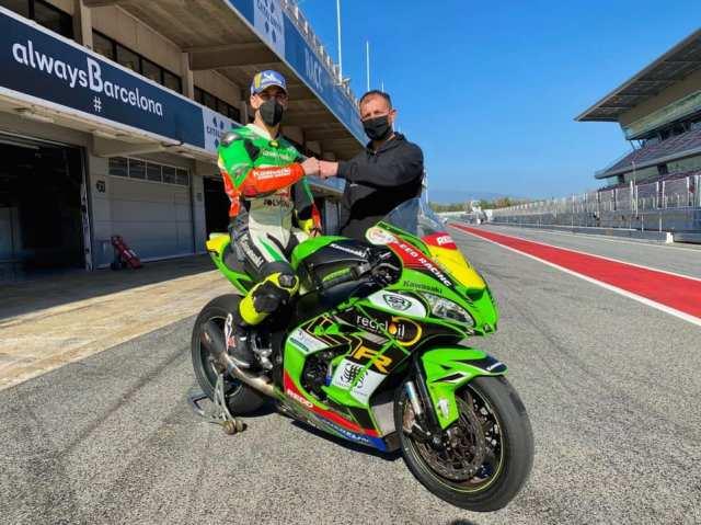 Alejandro Medina Team Speed Racing