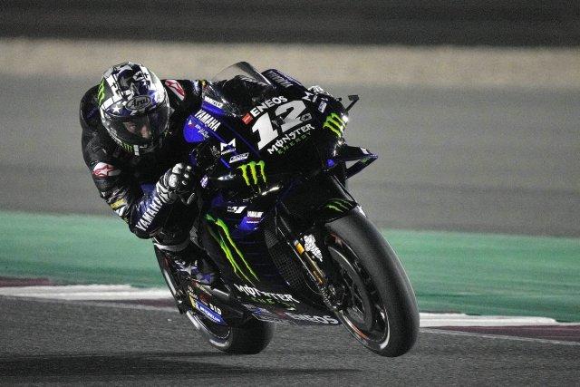 Maverick Viñales QatarGP 2021