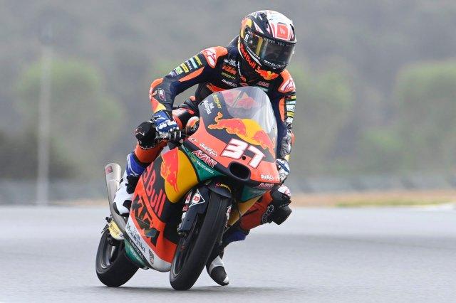 Pedro Acosta 2021 GP Francia
