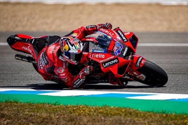 Jack Miller 2021 GP España