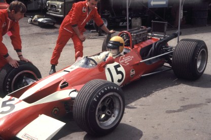 Tevor Taylor Surtees F5000