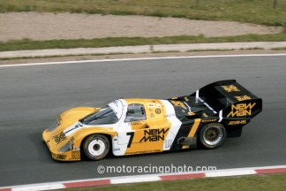 Joest New Man Porsche 956