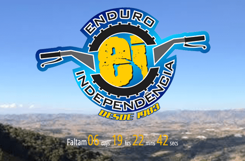 Ordem de LARGADA do Enduro da Independencia 2020