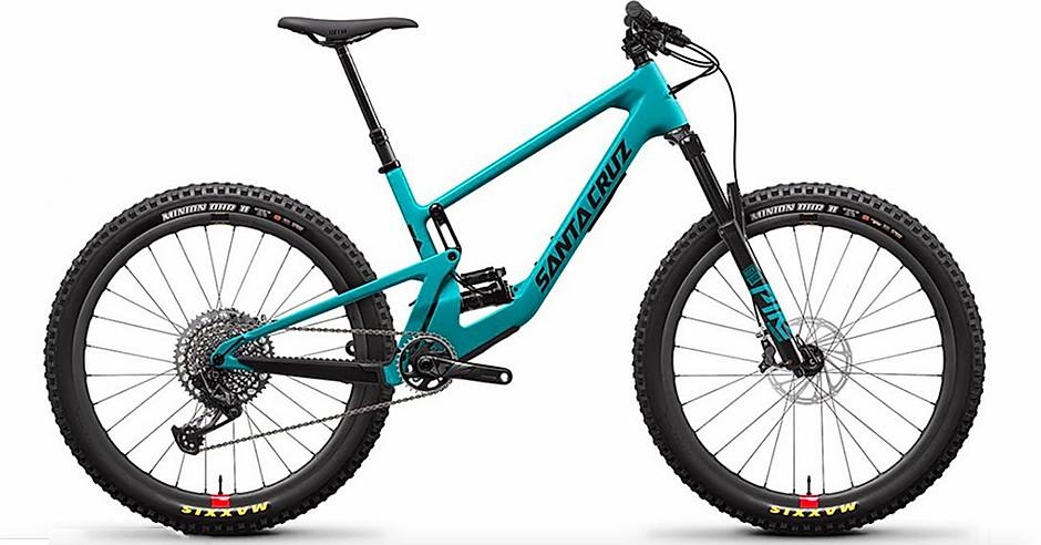 The New Santa Cruz Bicycles 5010