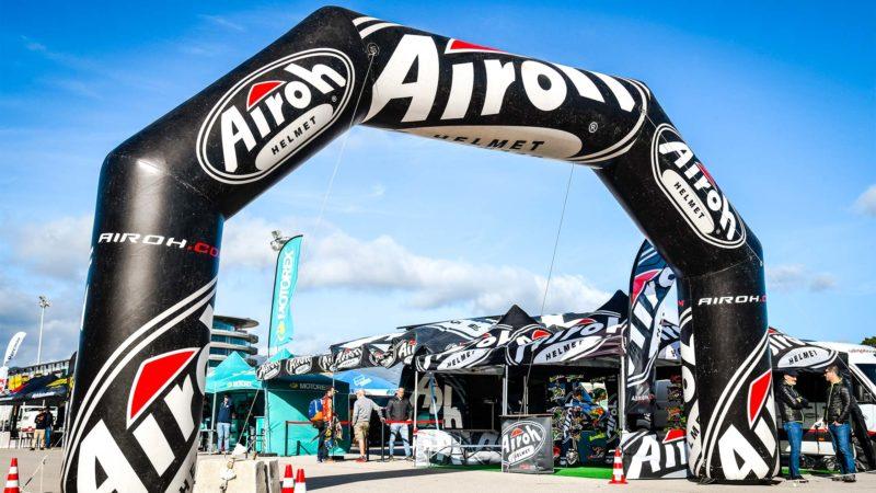 Airoh confirma parceria no ISDE 2021
