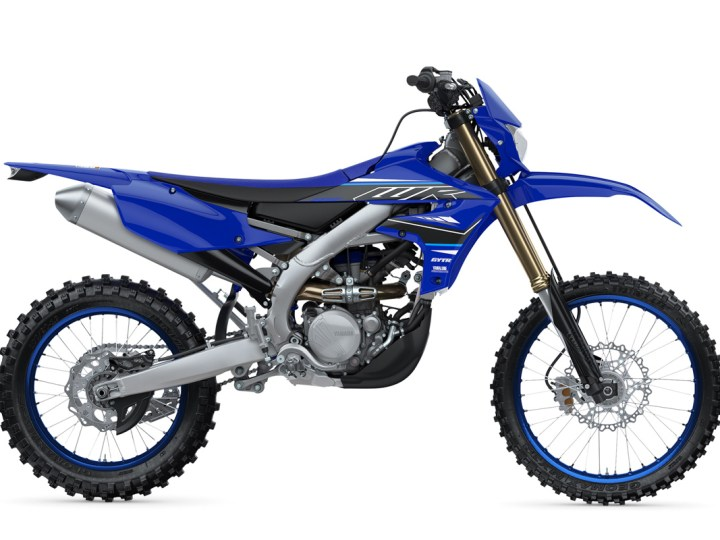 NOVA YAMAHA WR450 2021! Video e FOTOS