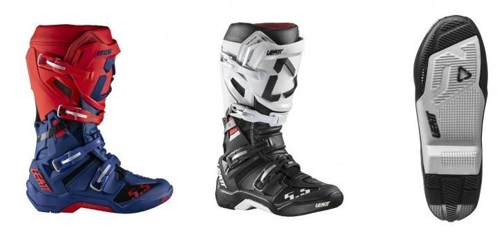 Leatt GPX 5.5 Flexlock – A melhor proteção em botas