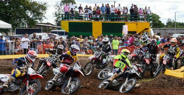 Curso de Motocross com Rachid