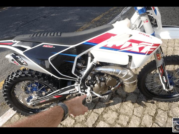Video, Chegou a MXF250TS 2021 aqui no Motobrexó