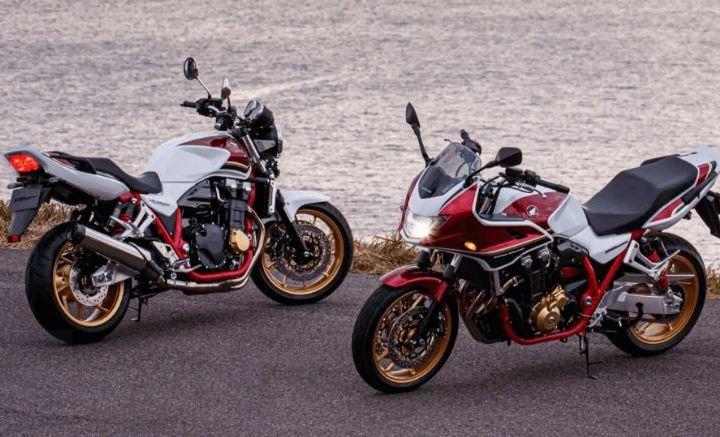 Honda CB1300 Super Four e Super Bol D'Or lançadas no Japão
