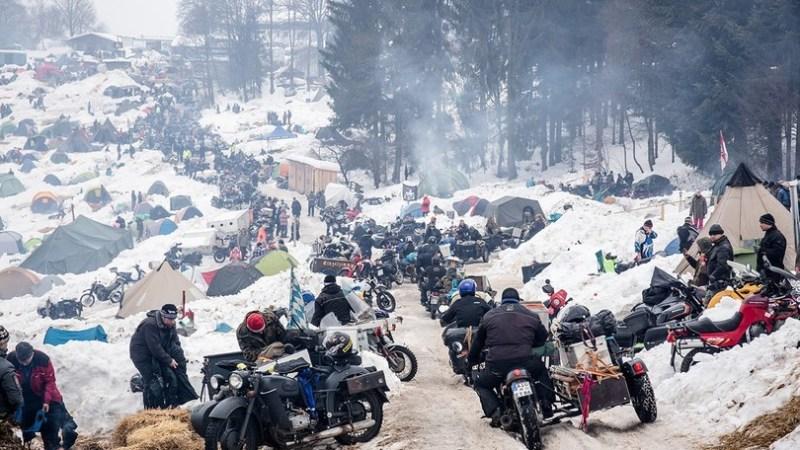 Cancelado MAIOR encontro de motos Europa