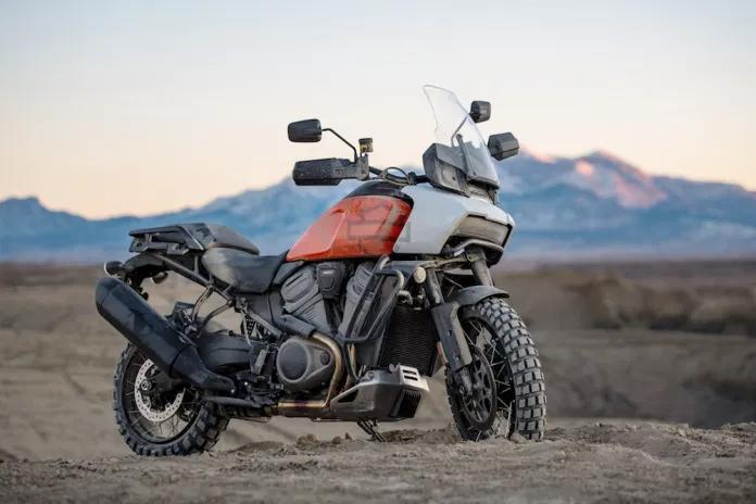 Harley-Davidson revela os detalhes da Pan America