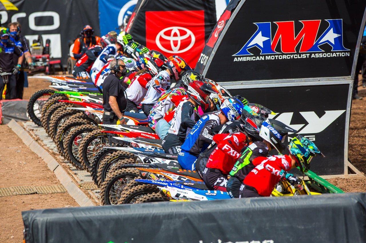 Video, AMA Supercross, 12a. Etapa Arlington (TX)