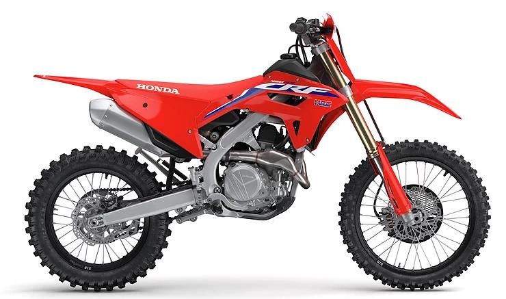 Honda CRF 450RX 2022
