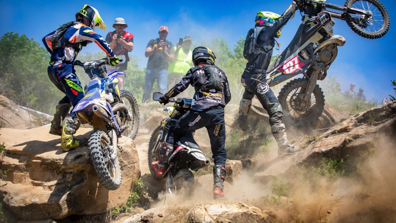 Video,  Extreme Enduro, Cody Webb vence RevLimiter