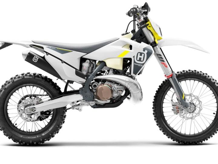 Husqvarna apresenta suas motos 2022