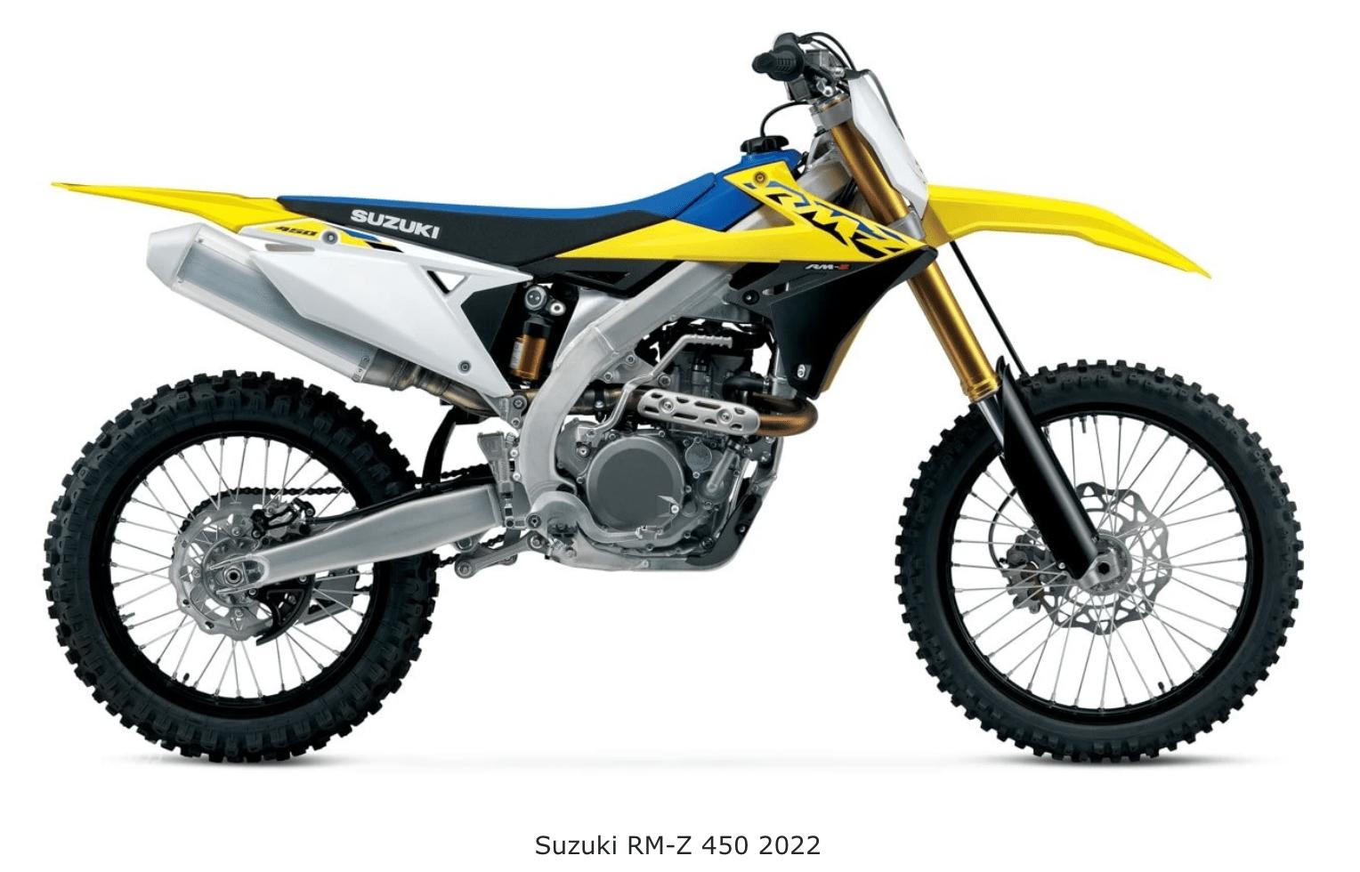 Suzuki RM-Z 450 2022