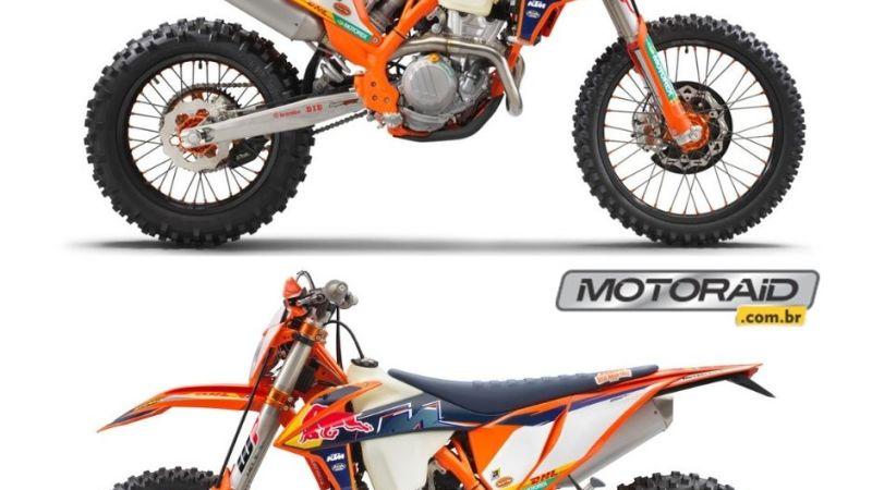 LANÇAMENTO! KTM 350 EXC-F Factory Edition 2022…
