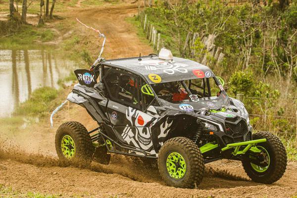 Rally Serra Azul: Bianchini Rally fatura cinco pódios