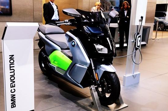 2019 BMW C Evolution