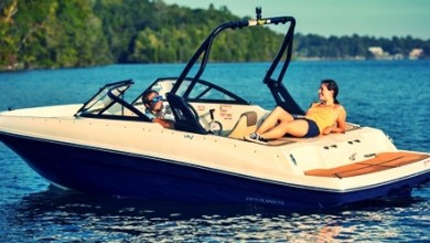 Photo of 2020 Bayliner VR4 Bowrider Features