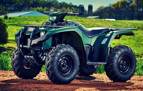 2020 Yamaha Kodiak 450 EPS Price