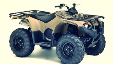 2020 Yamaha Kodiak 450 Horsepower