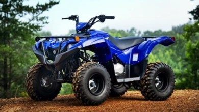 2021 Yamaha Grizzly 90 Rumors