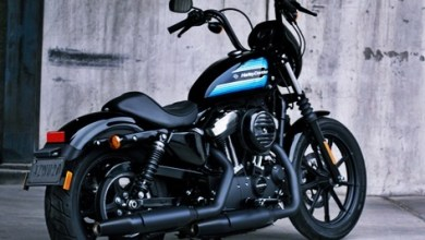 2020 Harley-Davidson Sportster Iron 1200 USA