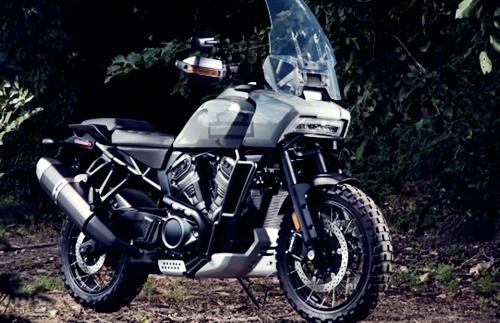 2020 Harley-Davidson Pan America Adventure-Tourer