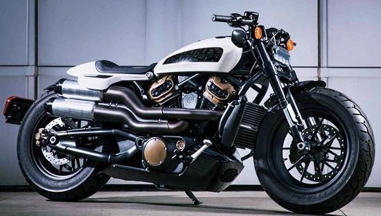 2020 Harley Davidson Custom 1250 USA